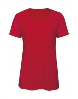 V Triblend/Femme T-Shirt