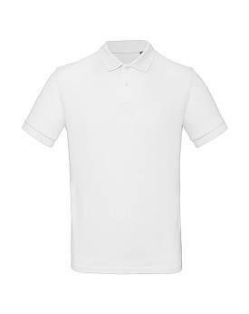 Polo Homme Inspire - Vêtements & sacs Bio Personnalisés avec marquage broderie, flocage ou impression. Grossiste vetements vi...