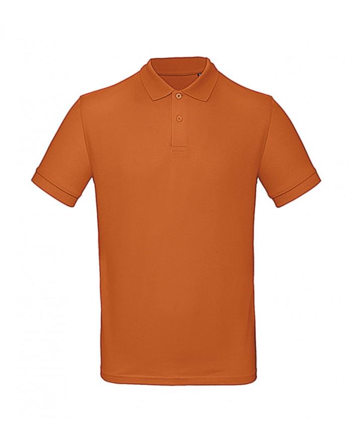 Polo Homme Inspire - Vêtements & sacs Bio Personnalisés avec marquage broderie, flocage ou impression