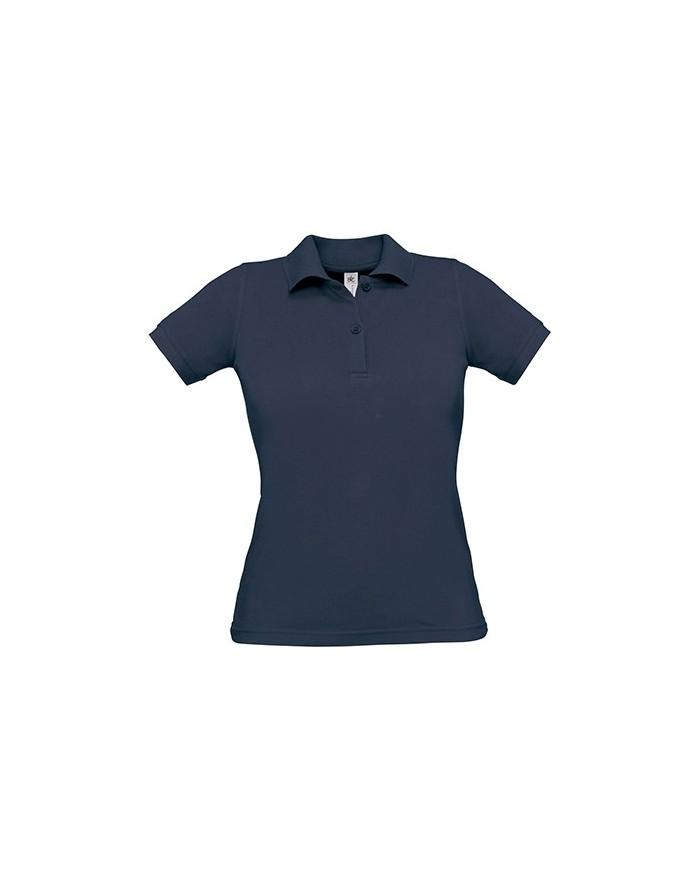 Polo Femme Safran Pure - Polo Personnalisé avec marquage broderie, flocage ou impression. Grossiste vetements vierge à person...