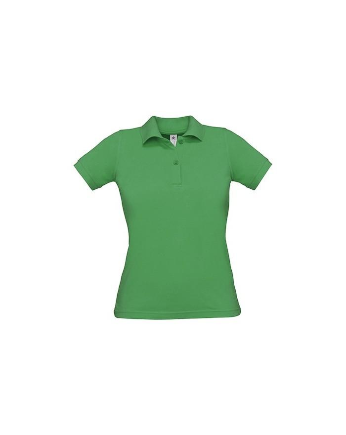 Polo Femme Safran Pure - Polo Personnalisé avec marquage broderie, flocage ou impression