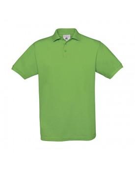 Polo Safran Piqué - Polo Personnalisé avec marquage broderie, flocage ou impression