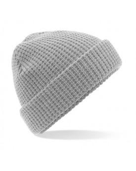 Bonnet classique en maille gaufrée - Casquette Personnalisée avec marquage broderie, flocage ou impression