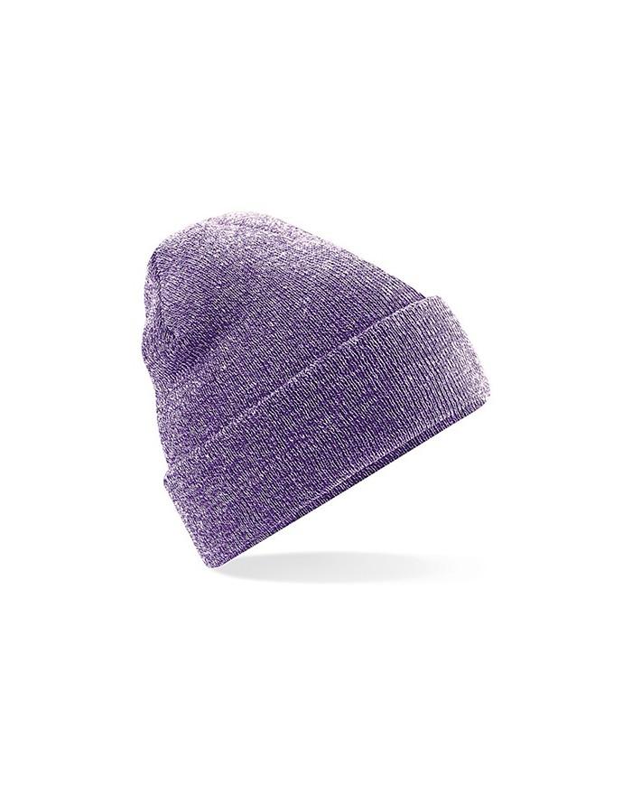 Bonnet original à revers - Casquette Personnalisée avec marquage broderie, flocage ou impression