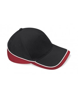 Casquette de compétition Teamwear - Casquette Personnalisée avec marquage broderie, flocage ou impression. Grossiste vetement...