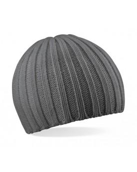 Bonnet à grosses mailles - Casquette Personnalisée avec marquage broderie, flocage ou impression. Grossiste vetements vierge ...