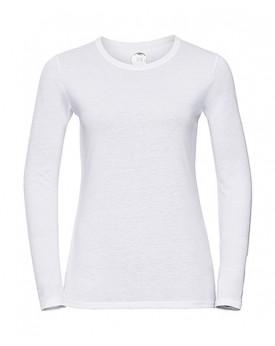 Femme Long Manche HD T-Shirt