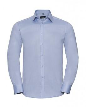 Sweater Homme LS Herringbone - Chemise d'entreprise Personnalisée avec marquage broderie, flocage ou impression. Grossiste ve...