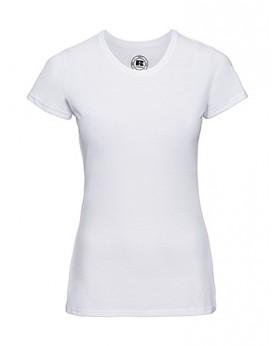 T-Shirt Femme HD polycoton - Tee-shirt Personnalisé avec marquage broderie, flocage ou impression. Grossiste vetements vierge...