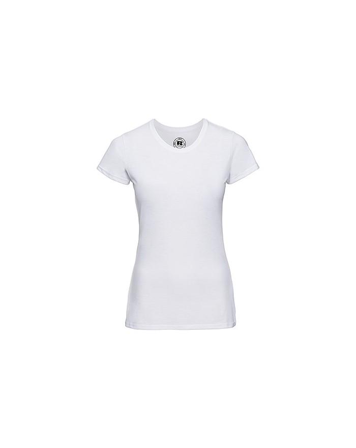 T-Shirt Femme HD polycoton - Tee shirt Personnalisé avec marquage broderie, flocage ou impression. Grossiste vetements vierge...