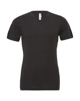 Unisex Triblend Col-V T-Shirt