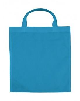 Tote bag anses courtes - Bagagerie Personnalisée avec marquage broderie, flocage ou impression. Grossiste vetements vierge à ...