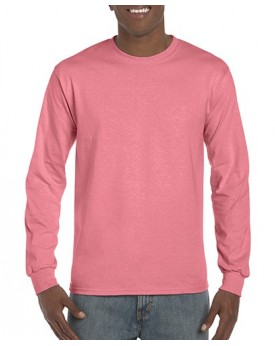T-Shirt Hammer Adulte manches longues - Tee-shirt Personnalisé avec marquage broderie, flocage ou impression