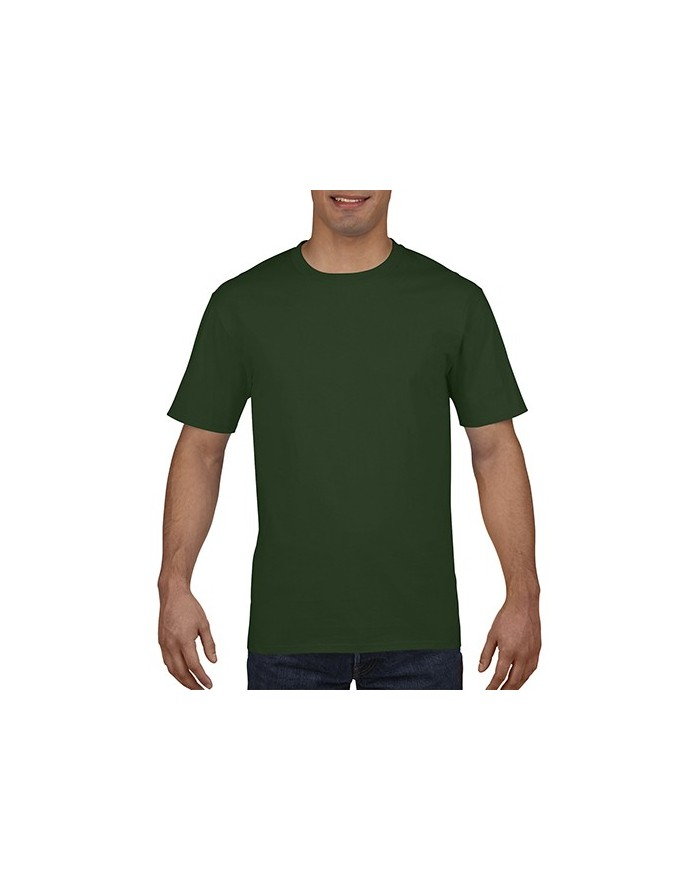 T-Shirt Adulte Premium Coton - Tee-shirt Personnalisé avec marquage broderie, flocage ou impression