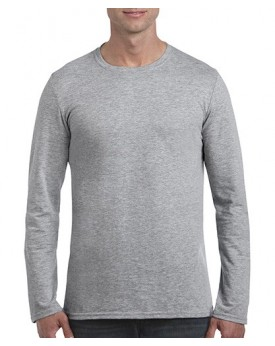 Softstyle® Long Manche T-Shirt Tee-shirts