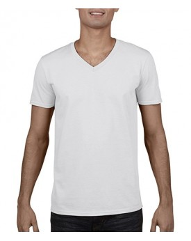 Softstyle® Col-V T-Shirt