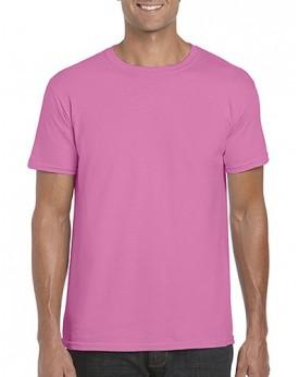 T-Shirt Jersey semi-peigné - Tee shirt Personnalisé avec marquage broderie, flocage ou impression. Grossiste vetements vierge...