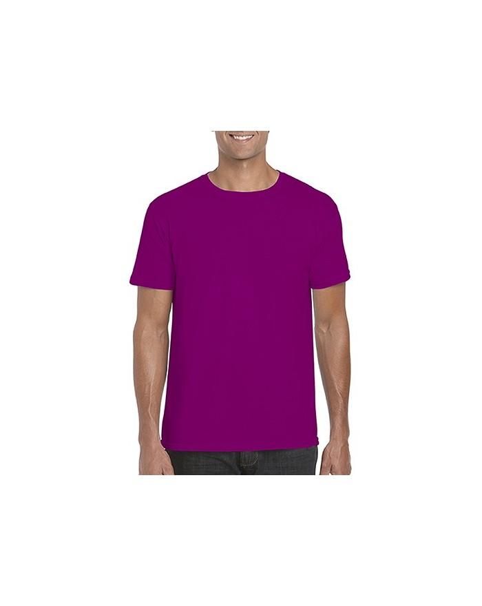 T-Shirt Jersey semi-peigné - Tee-shirt Personnalisé avec marquage broderie, flocage ou impression