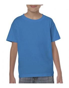 T-Shirt Junior coton lourd - Vêtements Enfant Personnalisés avec marquage broderie, flocage ou impression. Grossiste vetement...