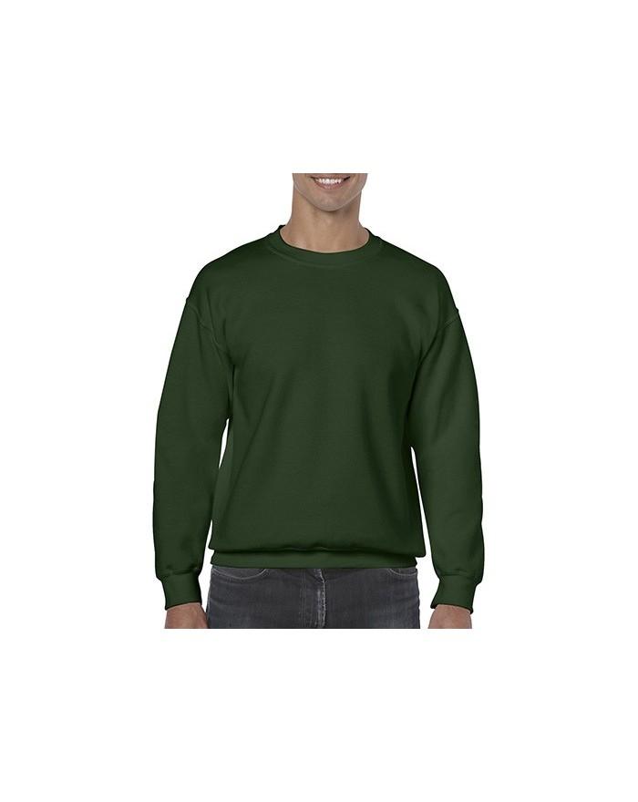 Sweat Heavy Blend Crewneck - Sweat Personnalisé avec marquage broderie, flocage ou impression. Grossiste vetements vierge à p...