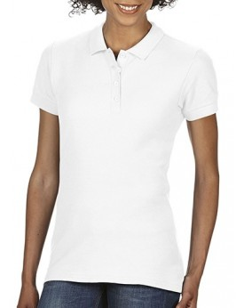 Softstyle® Femme Double Pique Polo