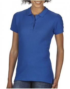 Polo Premium Coton Femme Double Piqué - Polo Personnalisé avec marquage broderie, flocage ou impression. Grossiste vetements ...
