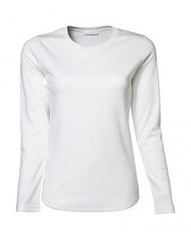 Femme LS Interlock T-Shirt