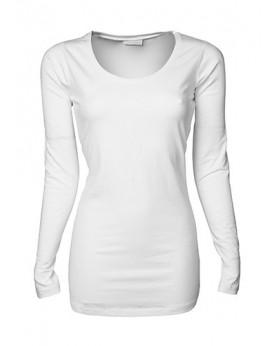 Femme Stretch LS T-Shirt Extra Lang