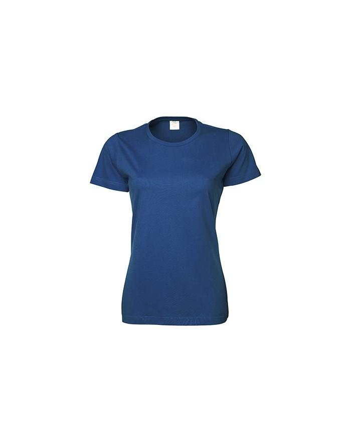 T-Shirt Femme Basic - Tee-shirt Personnalisé avec marquage broderie, flocage ou impression