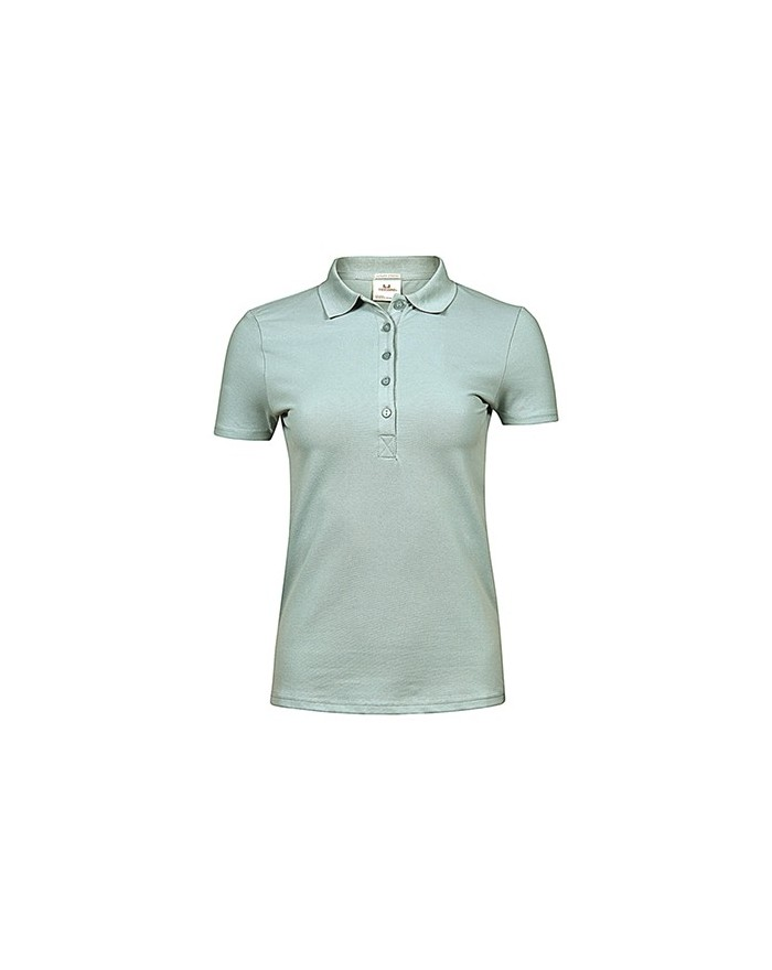Polo Femme Luxury Stretch - Polo Personnalisé avec marquage broderie, flocage ou impression