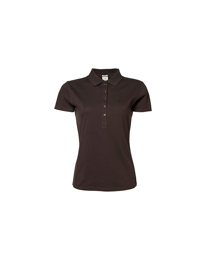 Femme Luxury Stretch Polo Outlet
