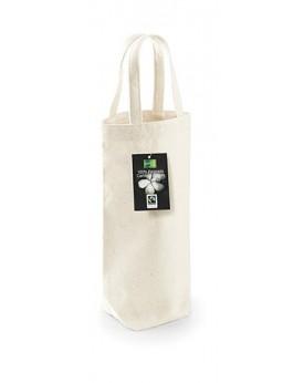 Fairtrade Coton Bouteille Sac - Bagagerie Personnalisée avec marquage broderie, flocage ou impression. Grossiste vetements vi...