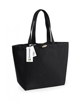 Sac shopping EarthAware Organique Marina Tote - Bagagerie Personnalisée avec marquage broderie, flocage ou impression. Grossi...
