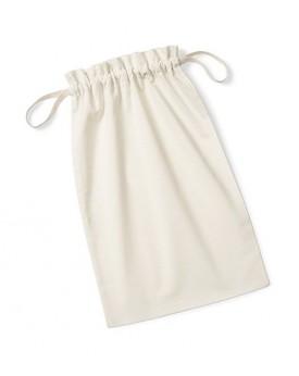 Sac coton Organic à Cordon - Bagagerie Personnalisée avec marquage broderie, flocage ou impression. Grossiste vetements vierg...