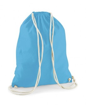 Coton Gymsac - Bagagerie Personnalisée avec marquage broderie, flocage ou impression. Grossiste vetements vierge à personnali...