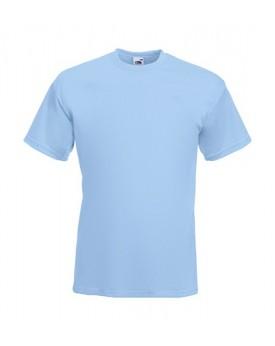 T-Shirt Super Premium - Tee-shirt Personnalisé avec marquage broderie, flocage ou impression. Grossiste vetements vierge à pe...