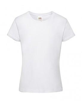 T-shirt Fille Sofspun® T