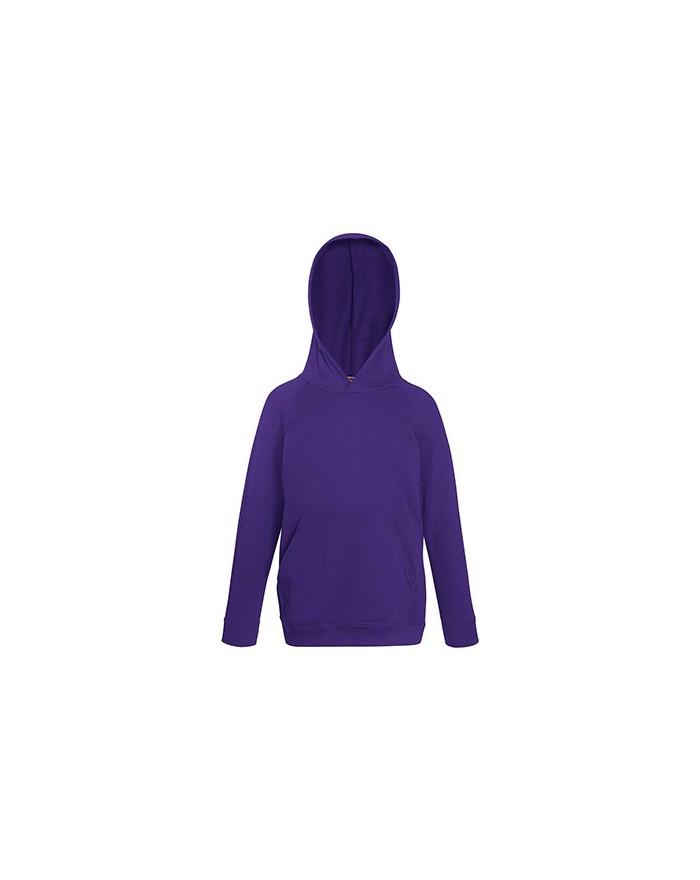 Sweat à Capuche Enfant Lightweight - Vêtements Enfant Personnalisés avec marquage broderie, flocage ou impression. Grossiste ...