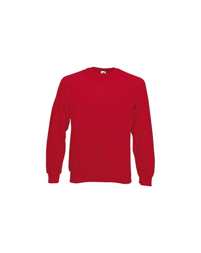 Sweat Classique Raglan - Sweat Personnalisé avec marquage broderie, flocage ou impression. Grossiste vetements vierge à perso...