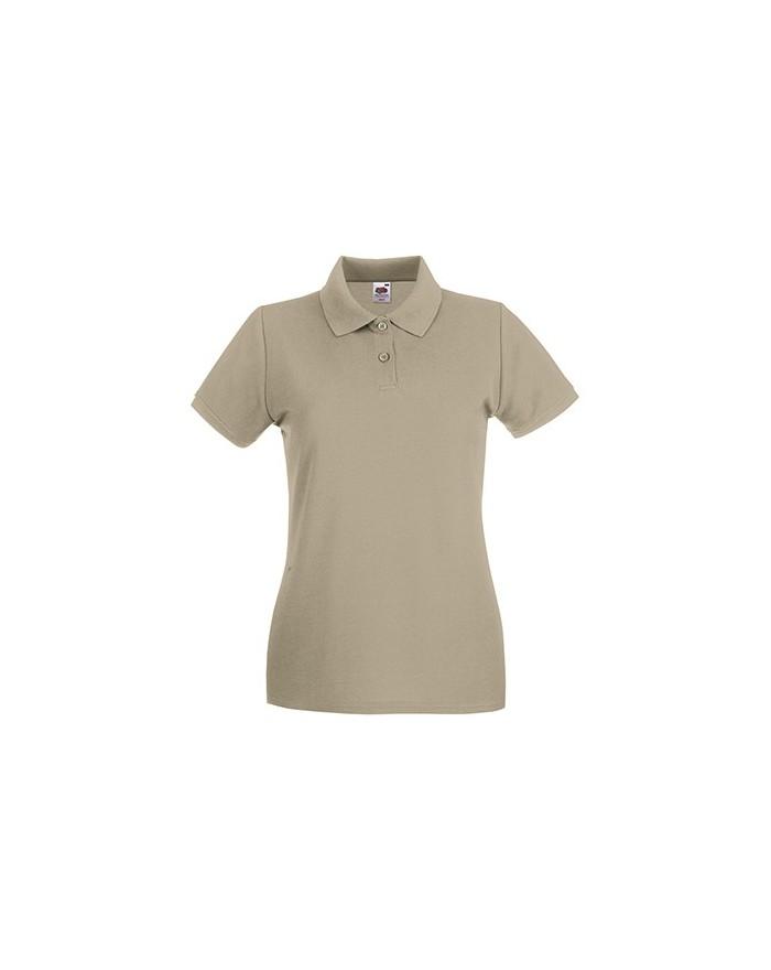 Polo Femme Premium - Polo Personnalisé avec marquage broderie, flocage ou impression