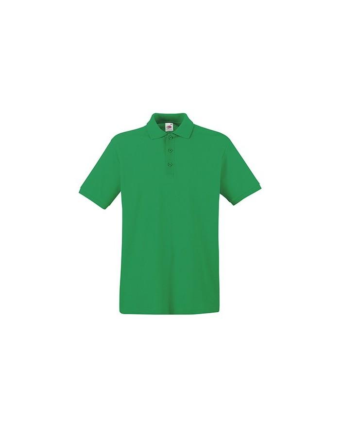 Polo Premium - Polo Personnalisé avec marquage broderie, flocage ou impression. Grossiste vetements vierge à personnalisable