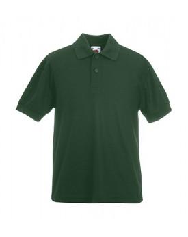 Polo Enfant 65/35 polycoton - Vêtements Enfant Personnalisés avec marquage broderie, flocage ou impression. Grossiste vetemen...