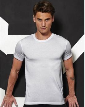 T-Shirt Homme pour Sublimation - TM062 - Tee-shirt Personnalisé avec marquage broderie, flocage ou impression. Grossiste vete...