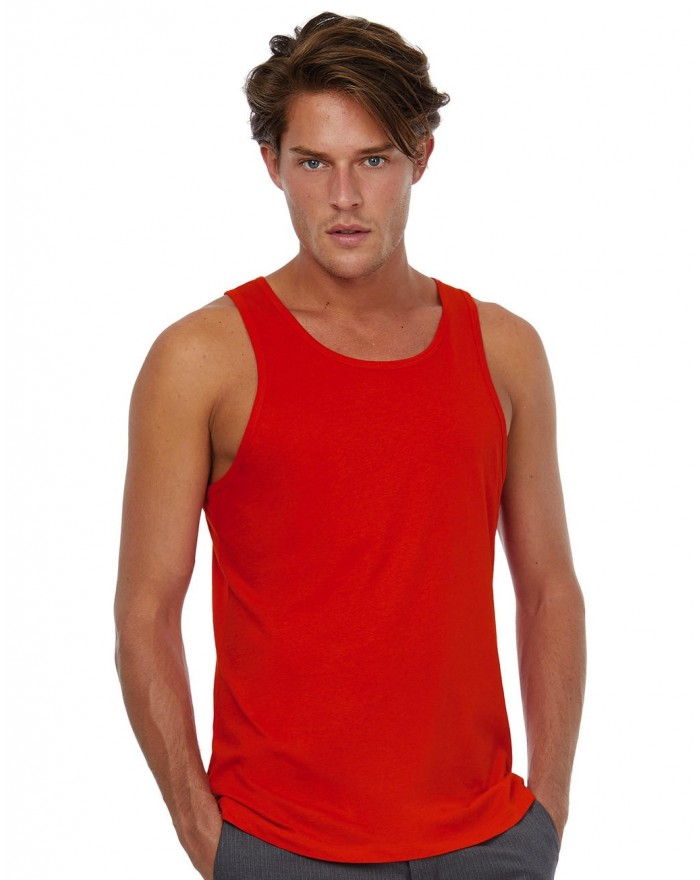 Débardeur Homme Inspire - Vêtements & sacs Bio Personnalisés avec marquage broderie, flocage ou impression. Grossiste vetemen...