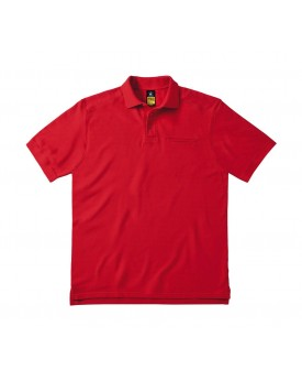 Skill Pro Vêtement de travail  À Poche Polo
