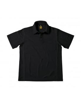 Polo CoolPower Pro Polo à Poche - Polo Personnalisé avec marquage broderie, flocage ou impression. Grossiste vetements vierge...