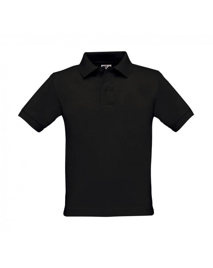 Polo Enfant Safran - Vêtements Enfant Personnalisés avec marquage broderie, flocage ou impression