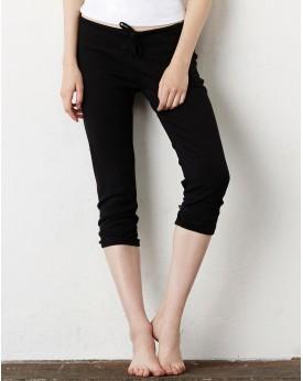 Femme Corsaire Scrunch Pantalon Sports