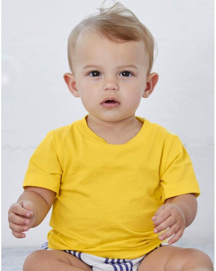 Bébé Jersey Court Manche T-Shirt Enfants