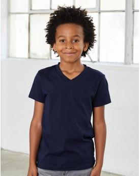 Jeunesse Jersey Court Manche T-Shirt Enfants